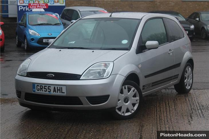 Ford Fiesta 1.25 2005 photo - 10
