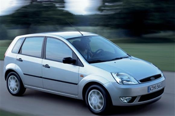 Ford Fiesta 1.25 2005 photo - 11