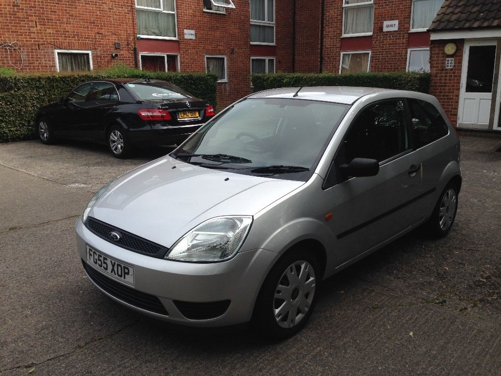 Ford Fiesta 1.25 2005 photo - 3