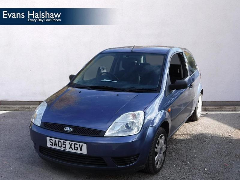 Ford Fiesta 1.25 2005 photo - 5