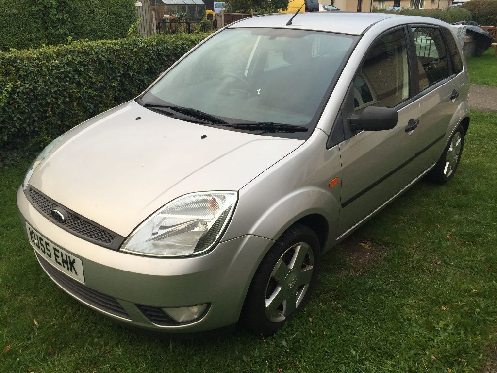 Ford Fiesta 1.25 2005 photo - 7