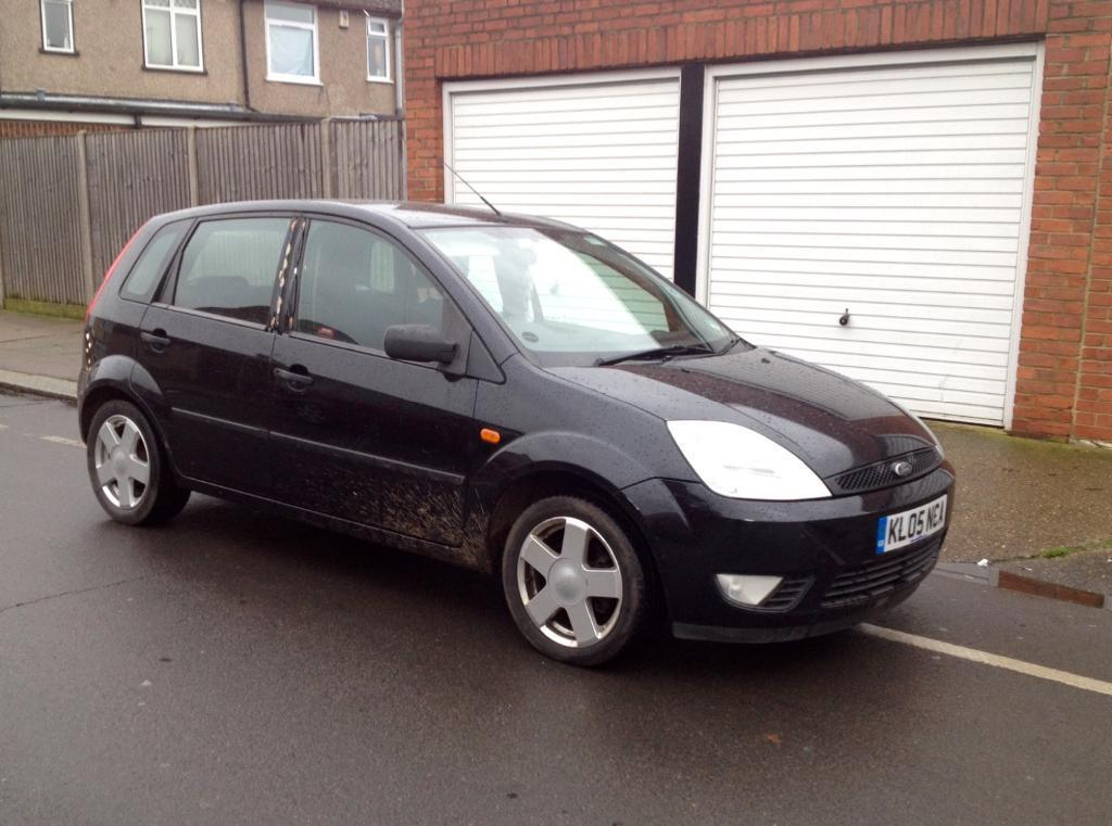 Ford Fiesta 1.25 2005 photo - 8