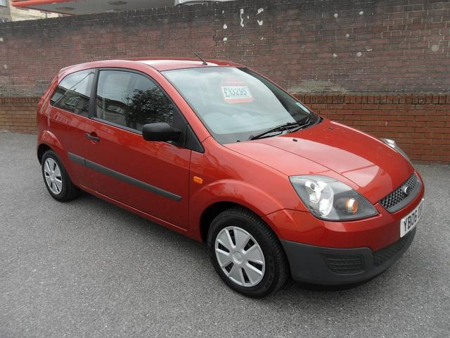 Ford Fiesta 1.25 2006 photo - 1