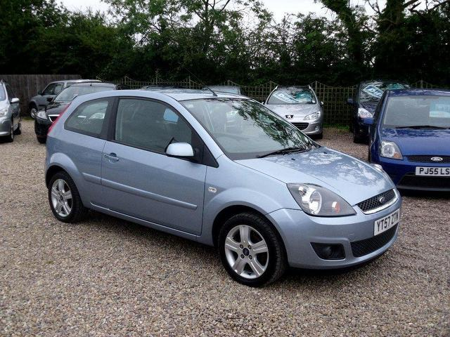 Ford Fiesta 1.25 2007 photo - 1