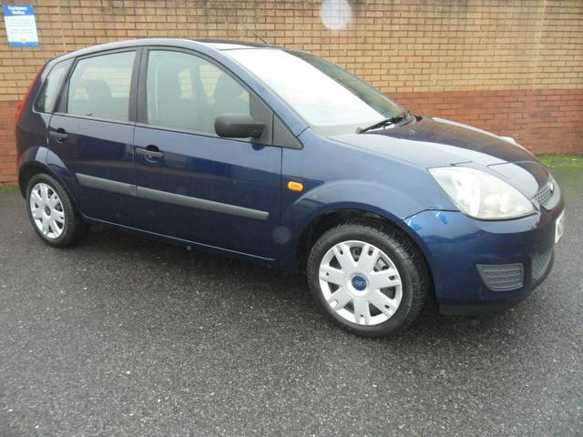 Ford Fiesta 1.25 2007 photo - 9
