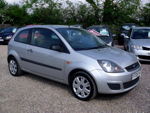 Ford Fiesta 1.25 2008 photo - 1