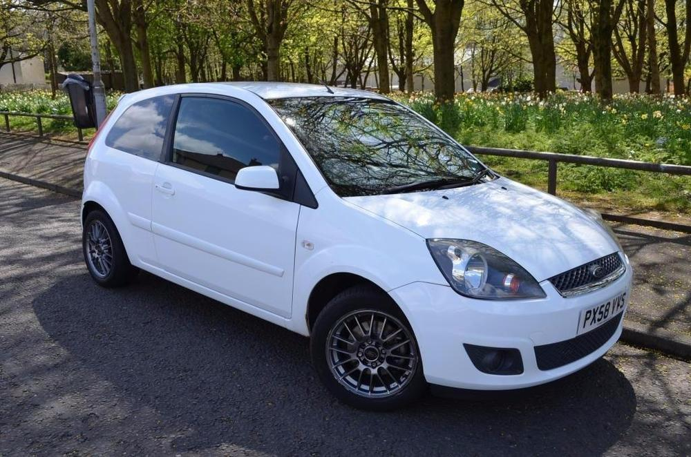 Ford Fiesta 1.25 2008 photo - 2