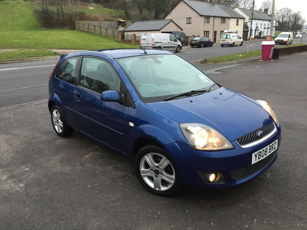 Ford Fiesta 1.25 2008 photo - 6