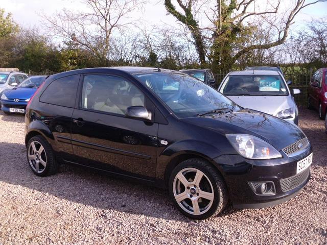 Ford Fiesta 1.25 2008 photo - 7