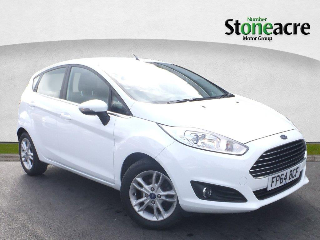 Ford Fiesta 1.25 2014 photo - 2