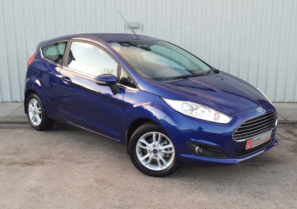 Ford Fiesta 1.25 2014 photo - 3