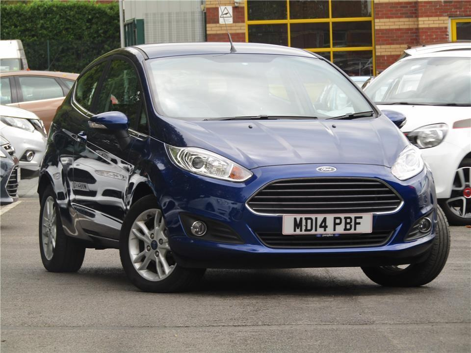 Ford Fiesta 1.25 2014 photo - 4