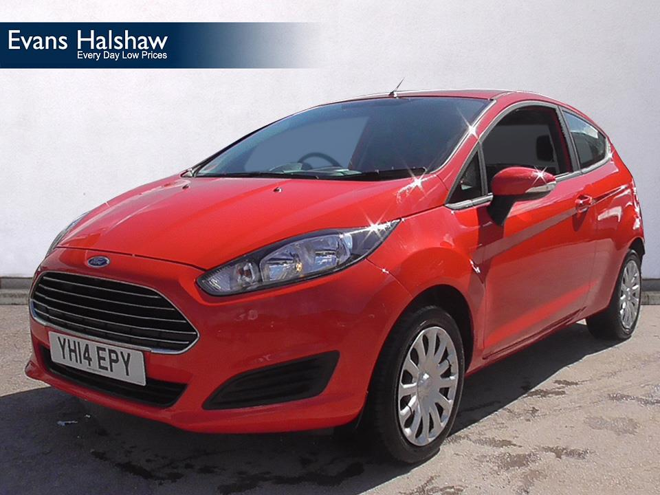 Ford Fiesta 1.25 2014 photo - 5