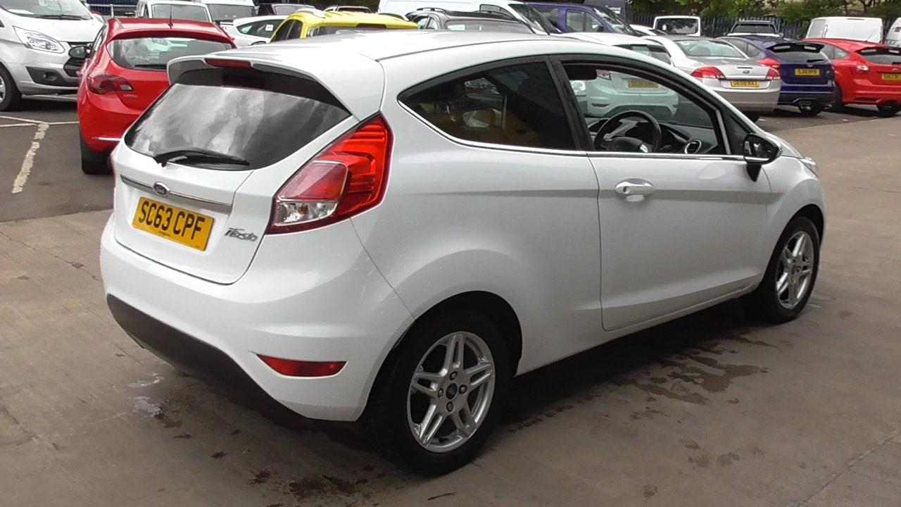 Ford Fiesta 1.25 2014 photo - 7