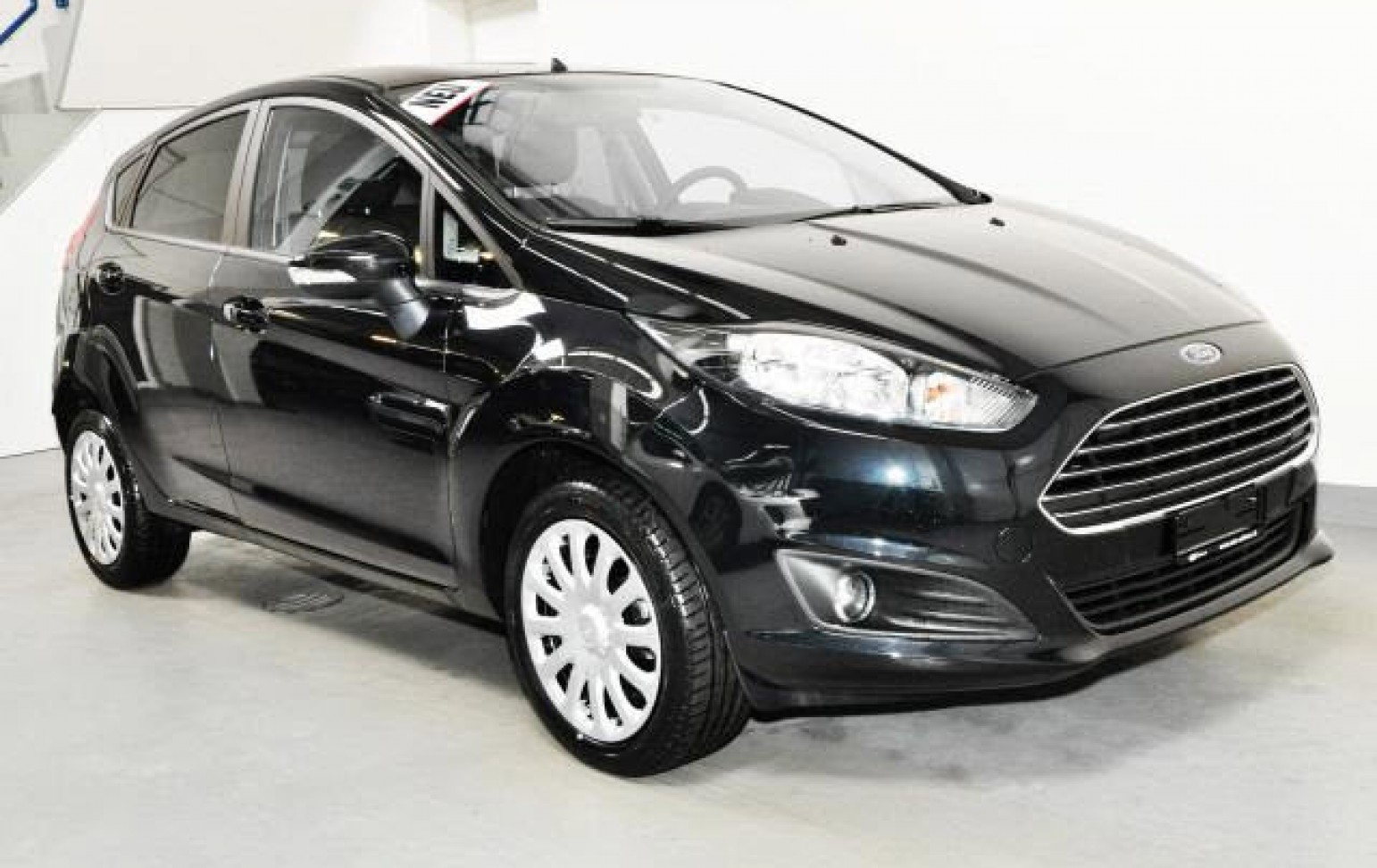 Ford Fiesta 1.25 2014 photo - 8