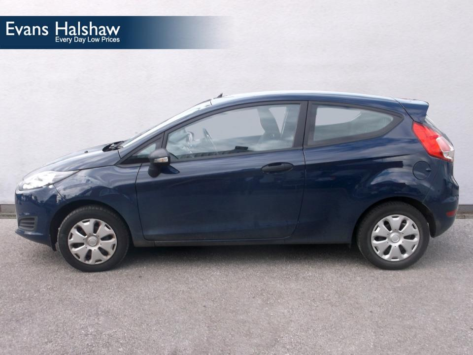 Ford Fiesta 1.25 2014 photo - 9