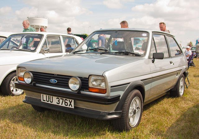 Ford Fiesta 1.3 1981 photo - 1