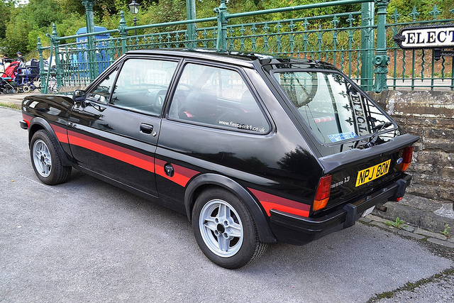 Ford Fiesta 1.3 1981 photo - 10