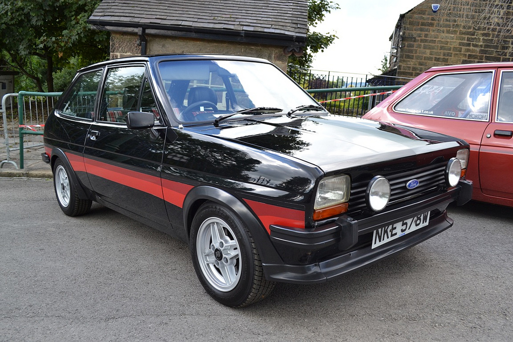 Ford Fiesta 1.3 1981 photo - 12