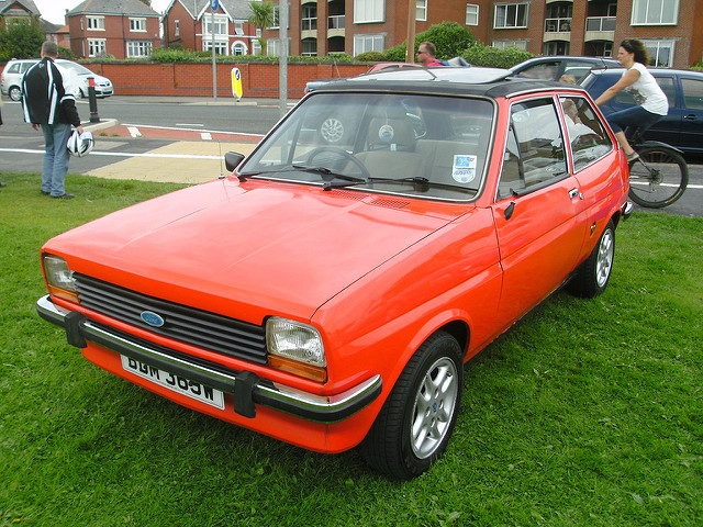 Ford Fiesta 1.3 1981 photo - 2
