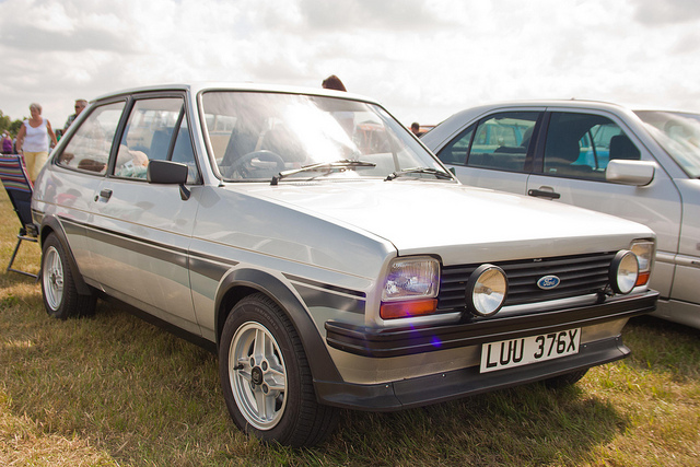 Ford Fiesta 1.3 1981 photo - 3