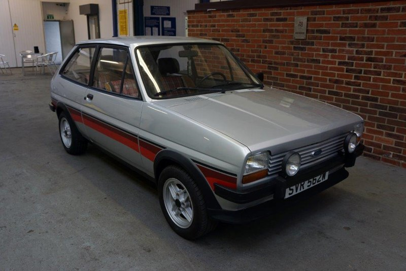 Ford Fiesta 1.3 1981 photo - 5