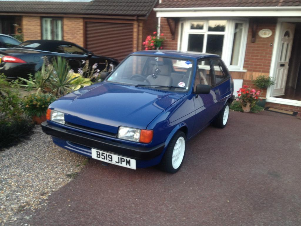 Ford Fiesta 1.3 1984 photo - 1