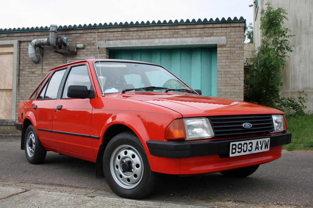 Ford Fiesta 1.3 1984 photo - 10