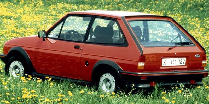 Ford Fiesta 1.3 1984 photo - 11