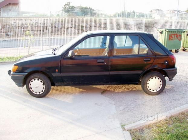 Ford Fiesta 1.3 1992 photo - 7