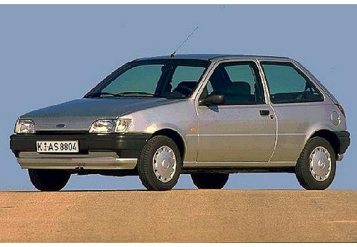 Ford Fiesta 1.3 1992 photo - 8