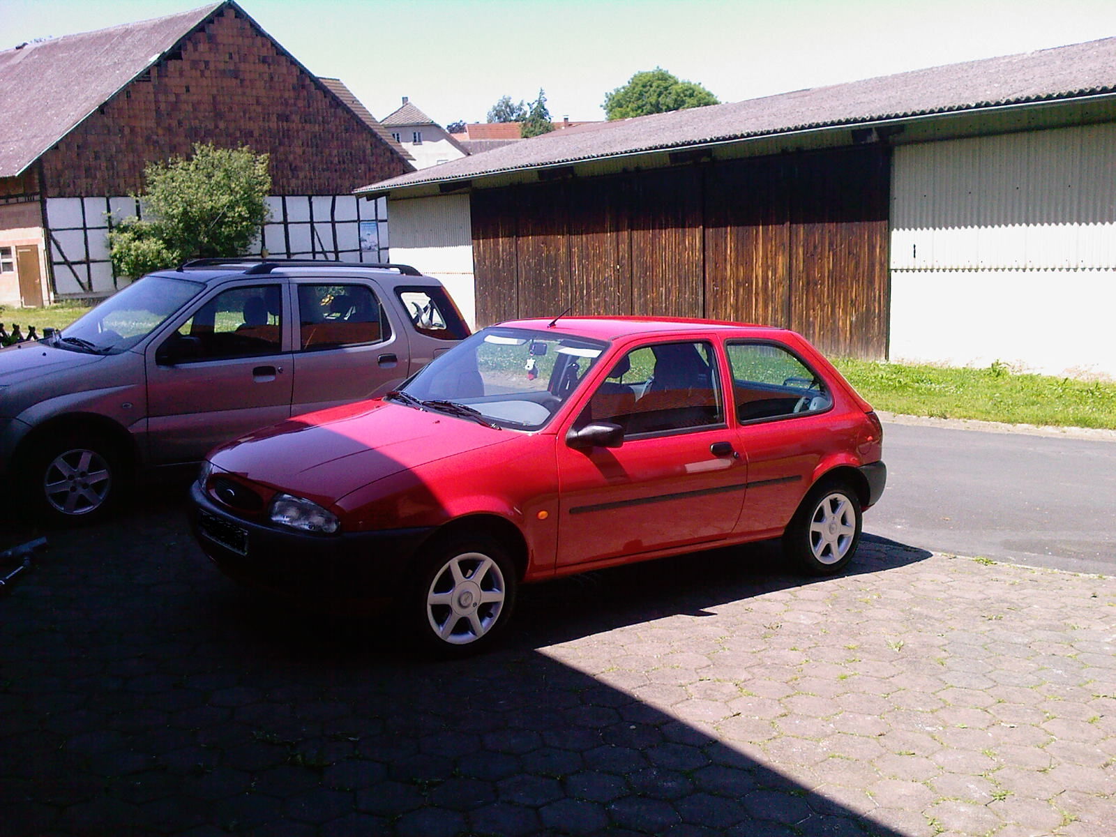 Ford Fiesta 1.3 1998 photo - 11