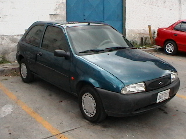Ford Fiesta 1.3 1998 photo - 5