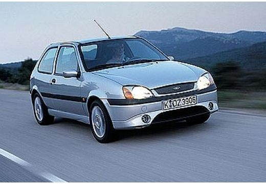 Ford Fiesta 1.3 2000 photo - 4