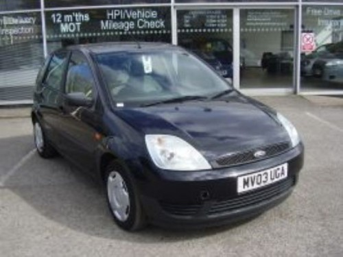 Ford Fiesta 1.3 2003 photo - 1