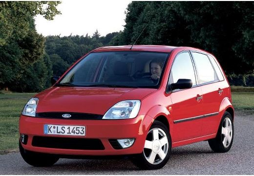 Ford Fiesta 1.3 2003 photo - 3