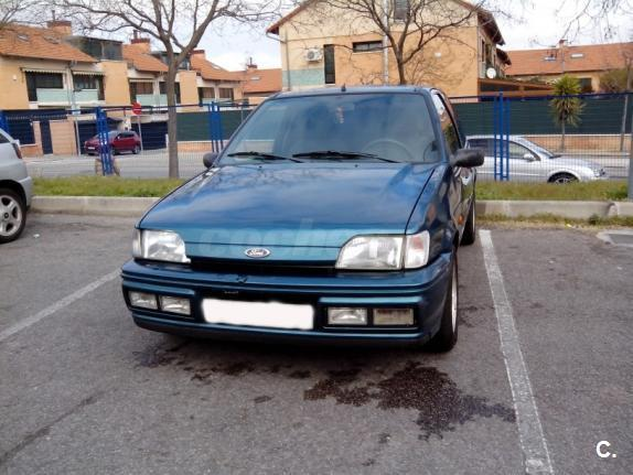 Ford Fiesta 1.3i 1994 photo - 12