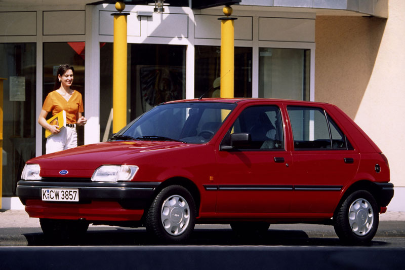 Ford Fiesta 1.3i 1994 photo - 9