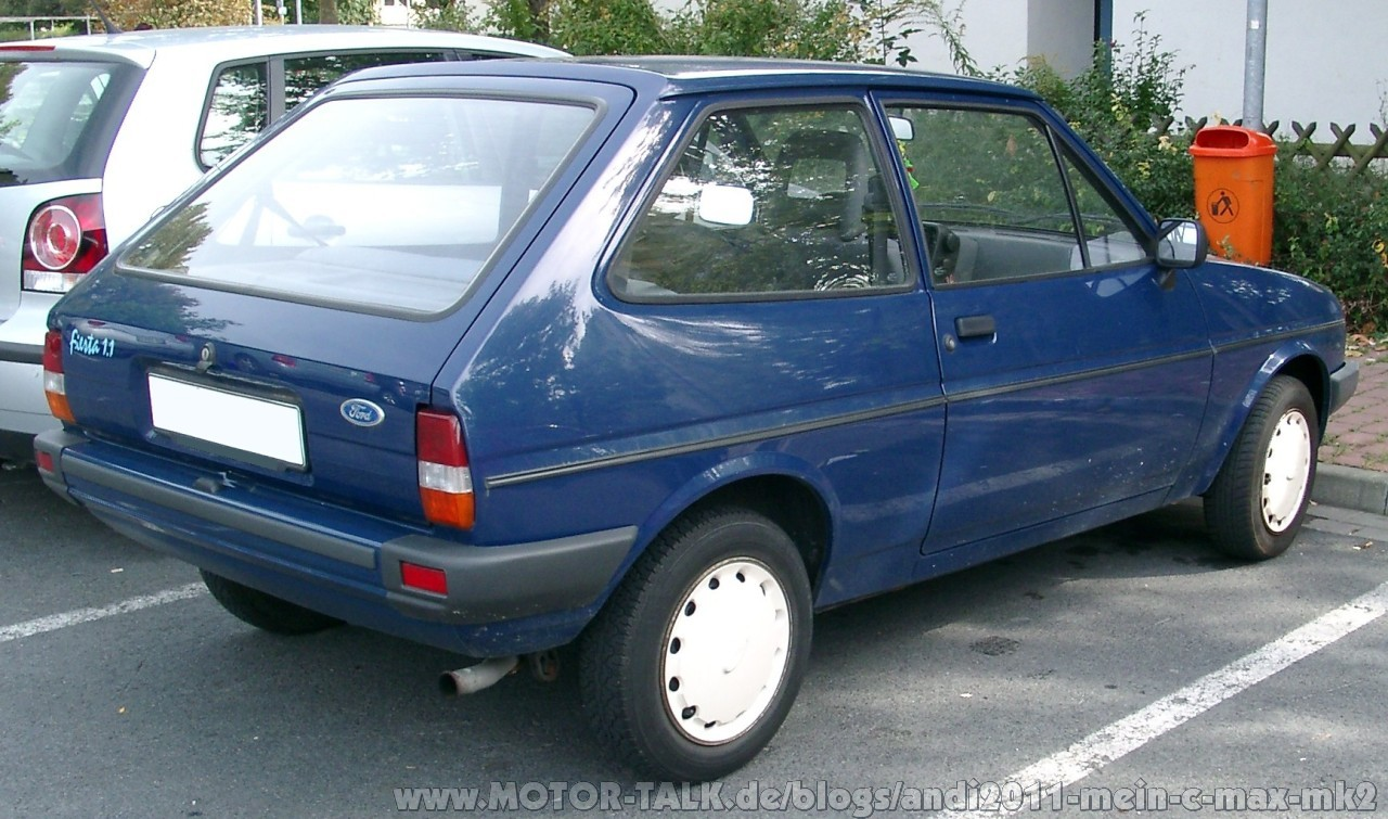 Ford Fiesta 1.4 1984 photo - 12