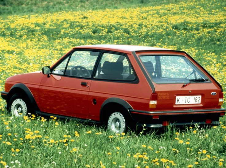 Ford Fiesta 1.4 1984 photo - 7
