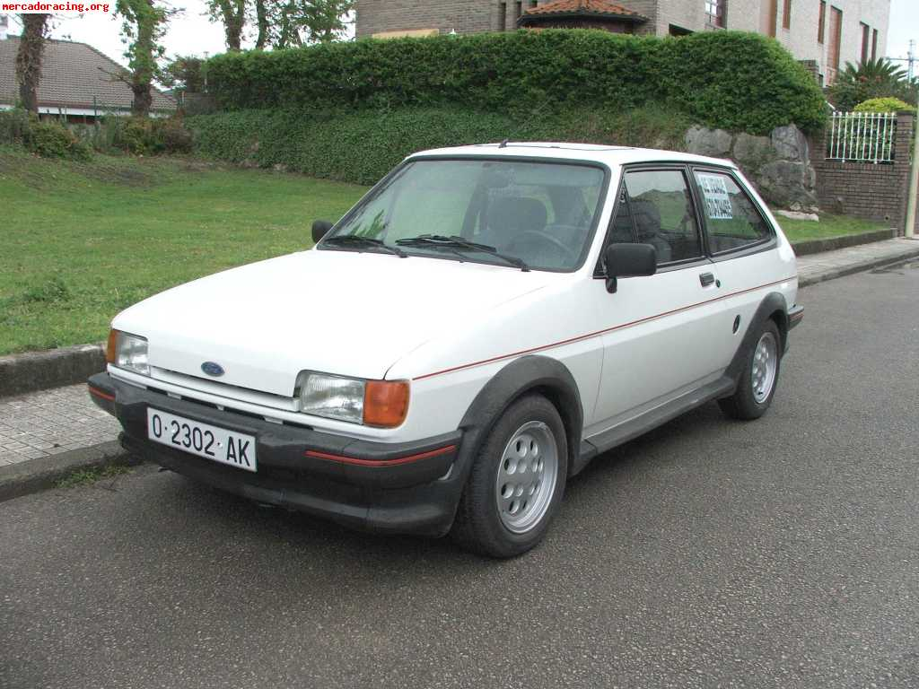 Ford Fiesta 1.4 1985 photo - 1