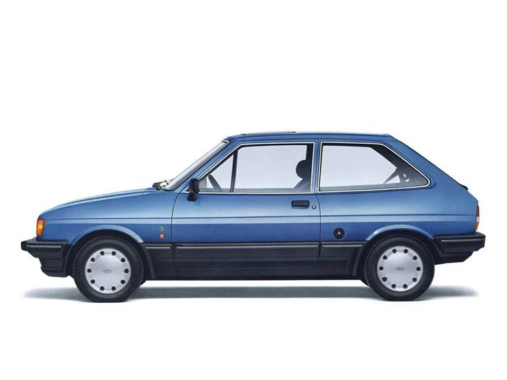Ford Fiesta 1.4 1985 photo - 4