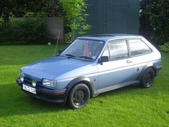 Ford Fiesta 1.4 1985 photo - 5