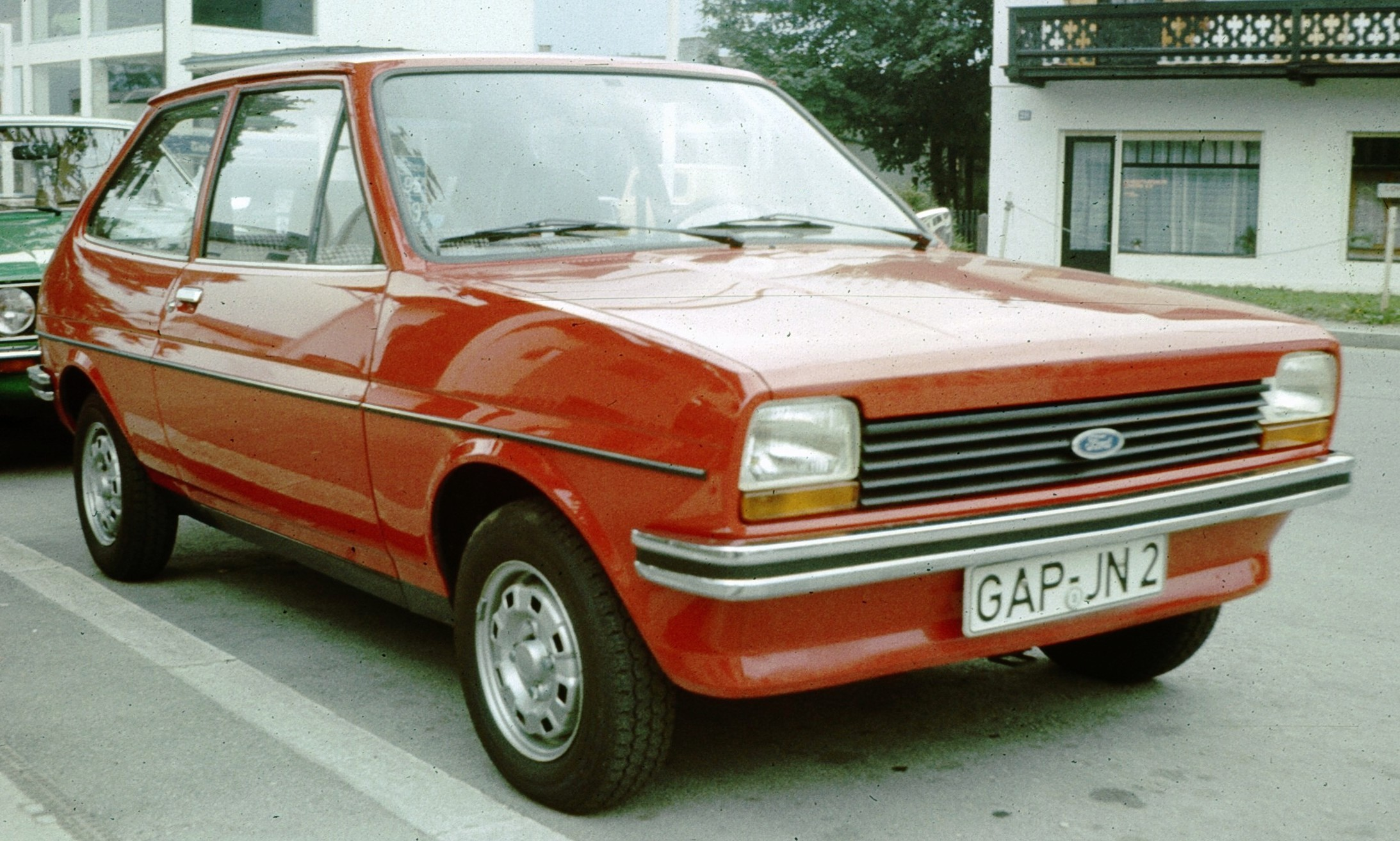 Ford Fiesta 1.4 1985 photo - 8