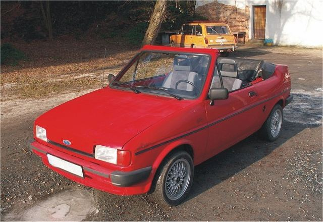 Ford Fiesta 1.4 1988 photo - 12