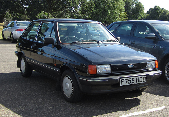 Ford Fiesta 1.4 1988 photo - 3