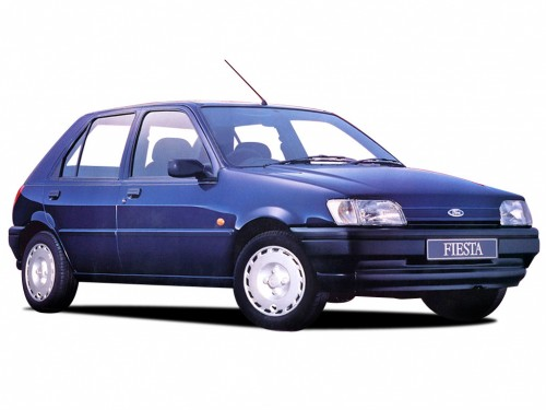 Ford Fiesta 1.4 1989 photo - 11