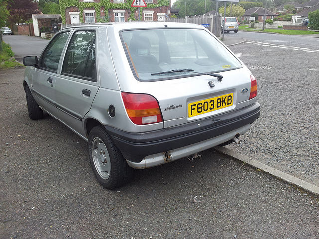 Ford Fiesta 1.4 1989 photo - 3