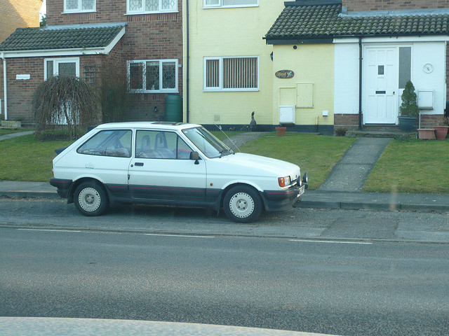 Ford Fiesta 1.4 1989 photo - 4