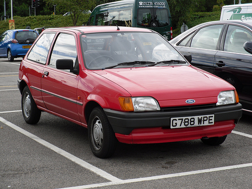 Ford Fiesta 1.4 1990 photo - 6
